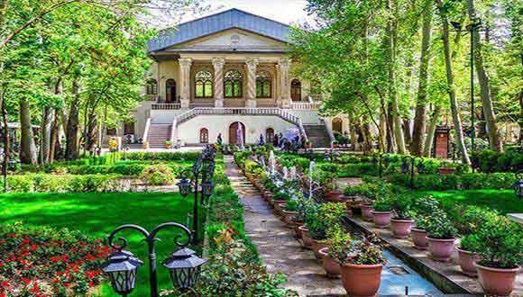 باغ فردوس ، موزه سینمای ایران