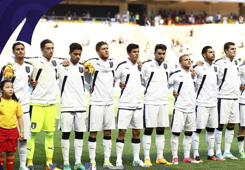 ایتالیا با شکست اروگوئه به عنوان سومی رسید