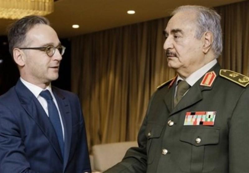 آلمان: ژنرال حفتر برای برقرای آتش بس در لیبی آماده است
