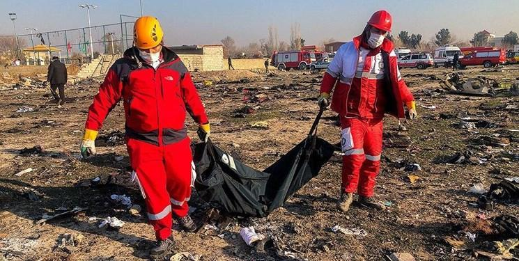هویت کادر پرواز هواپیمای اوکراینی شناسایی شد
