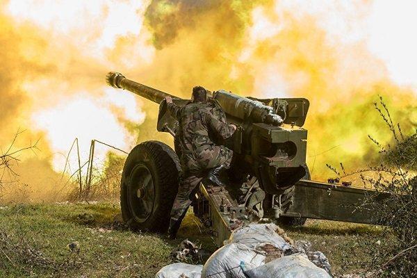 تسلط ارتش سوریه بر شهرک استراتژیک زیتان