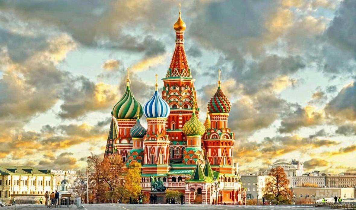 مسکو گردی به وقت جادو!