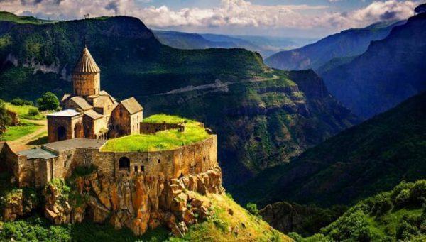 معرفی هتل های ارمنستان