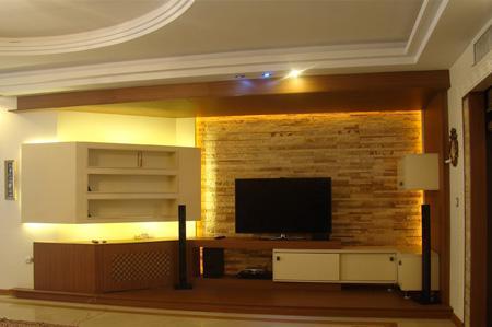 طراحی دیوار در بازسازی ساختمان