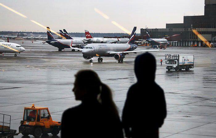خبرنگاران روسیه اجازه بازگشت هوایی روس ها به میهنشان را هم ممنوع نمود