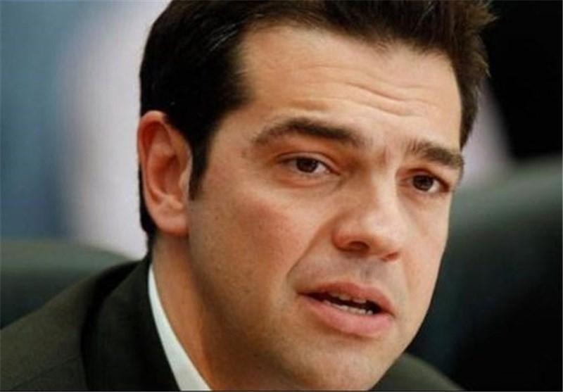 نخست وزیر یونان وارد اصفهان شد