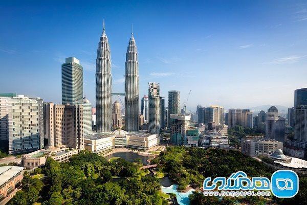 معرفی تعدادی از بهترین مناطق گردشگری مالزی