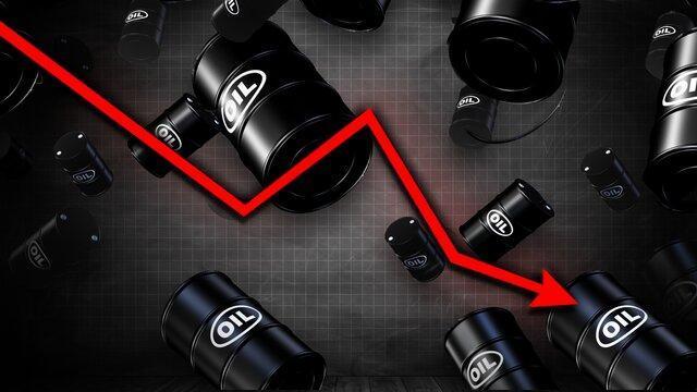 ریسک جدی سقوط نفت به 20 دلار