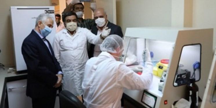 بازدید وزیر علوم از آزمایشگاه ژنتیک پزشکی، 20 طرح مقابله با کرونا تصویب شد