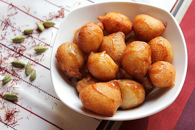 2 طرز تهیه دسر لگیمات با تخم مرغ یا ماست؛ دسر مخصوص ماه رمضان