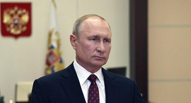 رونمایی از تسلیحات استراتژیک روسیه توسط پوتین