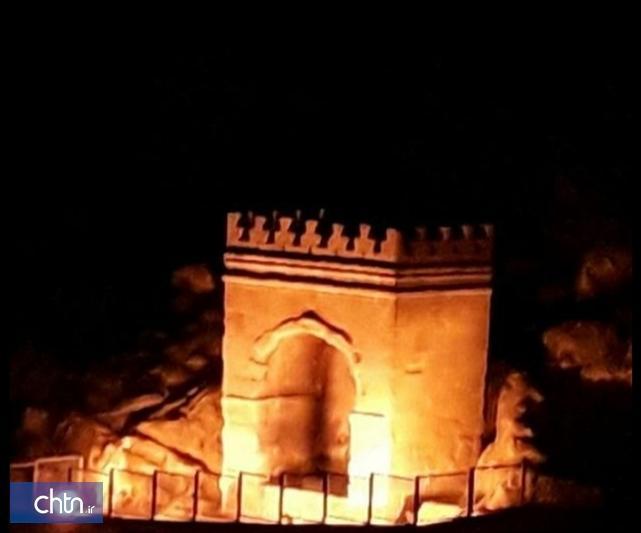 محور ساسانی کرمانشاه بازسازی و مستند سازی می گردد
