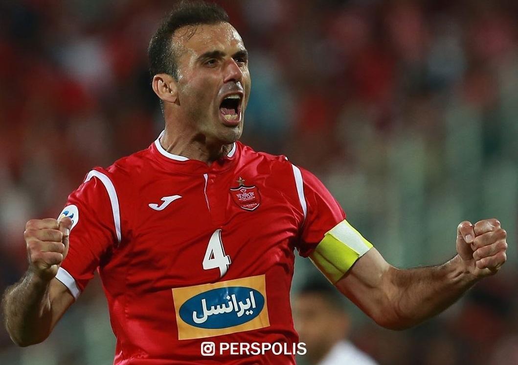حسینی: 9 مسابقه مانده، بازی به بازی پیش می رویم ، بازیکنان قهرمانی به دست آوردند اما حرف مالی نزدند