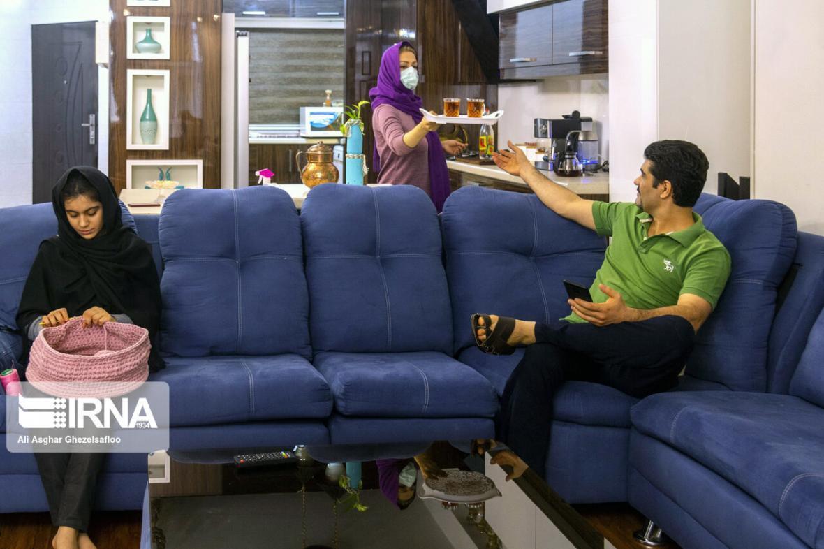 خبرنگاران تقسیم کار، راه حل کاهش اختلافات خانوادگی در خانه نشینی کرونایی