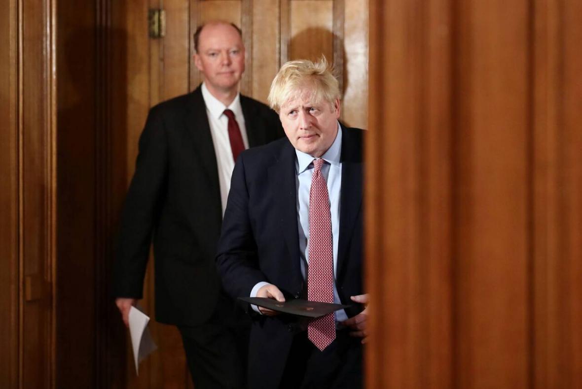 دانشمندان انگلیسی درباره برنامه دولت برای خروج از قرنطینه هشدار دادند
