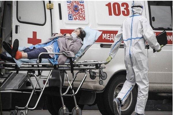 شمار مبتلایان به کرونا در روسیه از 584 هزار نفر فراتر رفت