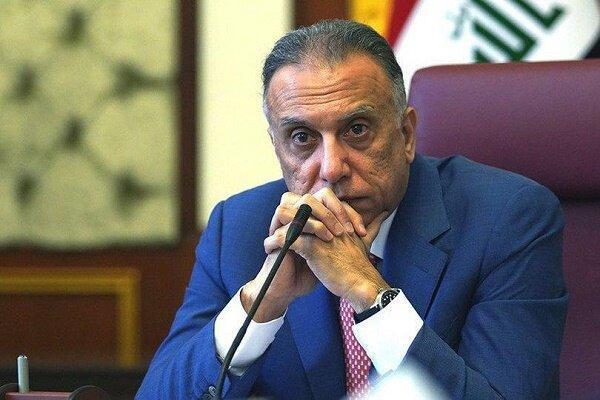 الکاظمی نسبت به عملیات علیه مقر حشد شعبی ابراز تأسف نموده است
