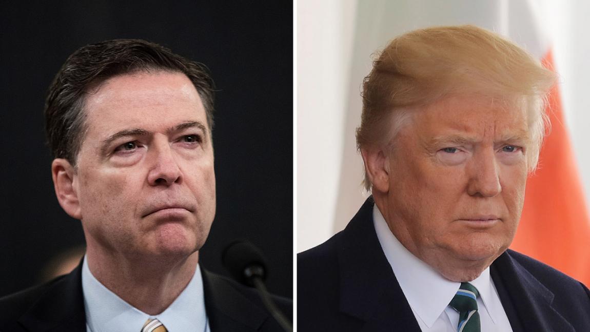 رئیس سابق اف بی آی: پرونده کلاهبرداری اطرافیان ترامپ بسیار سنگین است