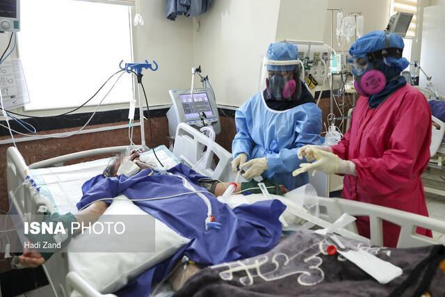 فرایند افزایشی آمار بیماران بستری کرونا در خوزستان