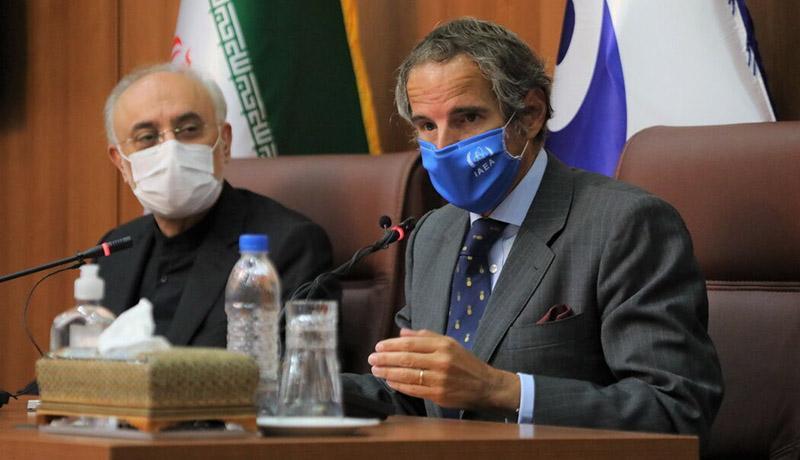 اجازه ایران به آژانس برای دسترسی به 2 سایت هسته ای ، بیانیه مشترک ایران و آژانس بین المللی انرژی اتمی