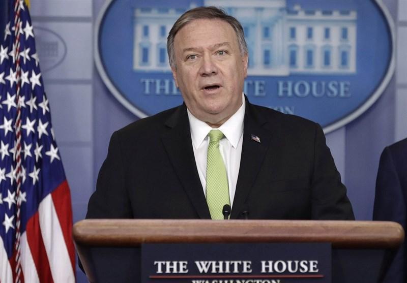 پامپئو: اجازه نمی دهیم چین و روسیه به ایران سلاح بفروشند