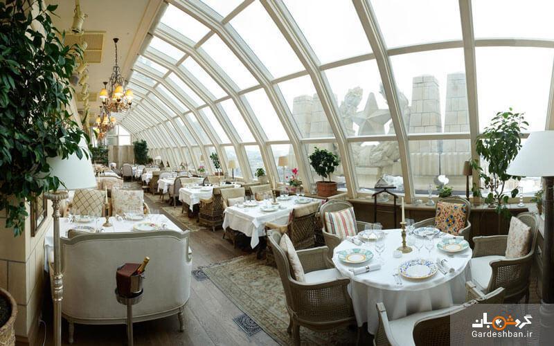 رادیسون کالکشن مسکو؛از هتل های 5 ستاره شهر و از رویایی ترین اقامتگاه های مسکو