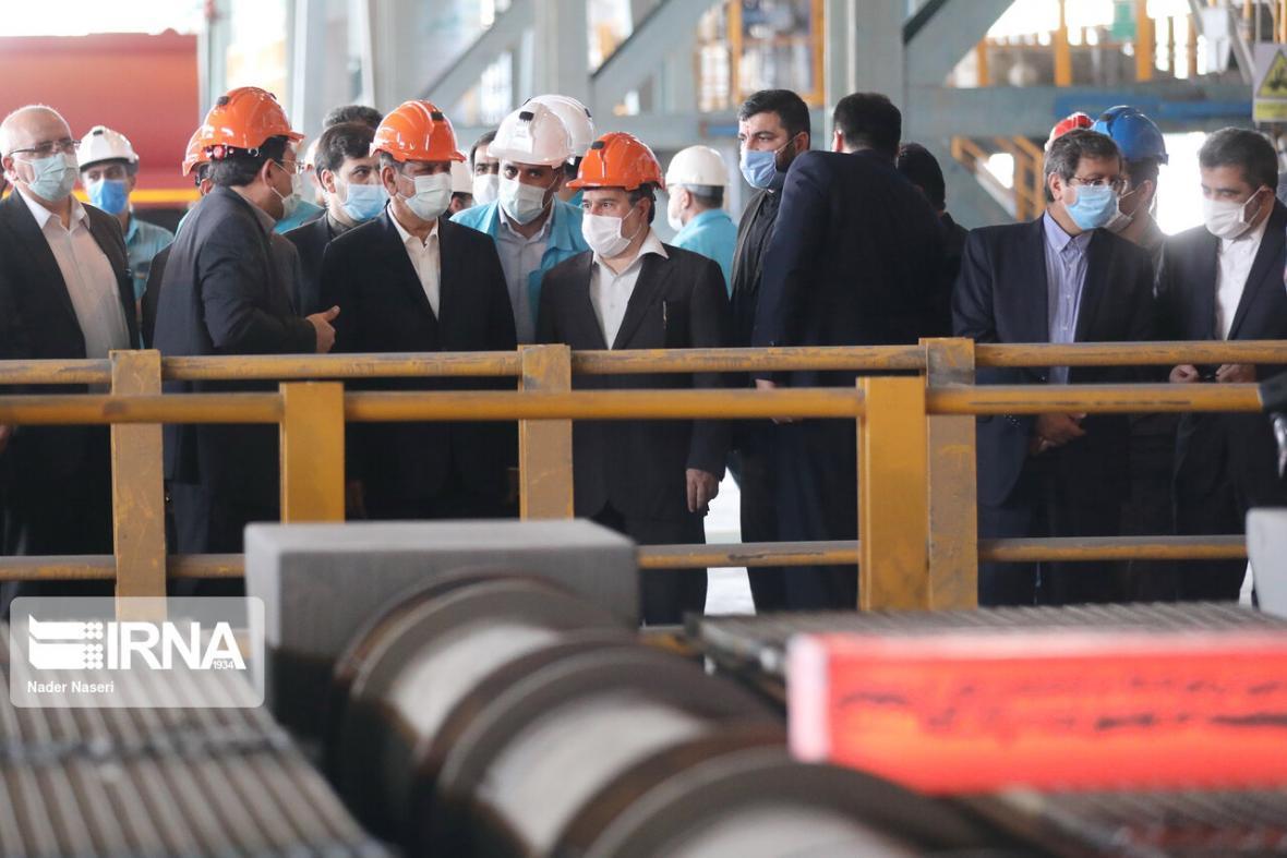 خبرنگاران نمایشگاه بین المللی فولاد ایران امروز در کیش گشایش می یابد