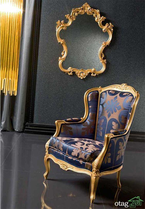 12 مدل مبل سلطنتی مخصوص اتاق پذیرایی