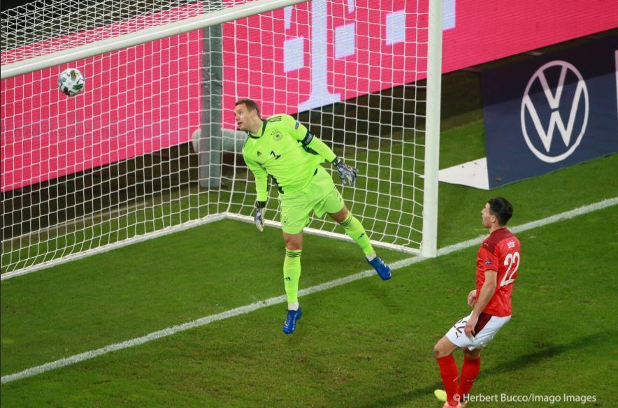 آلمان 3 - 3 سوئیس؛ ادامه تیره روزی های ژرمن ها
