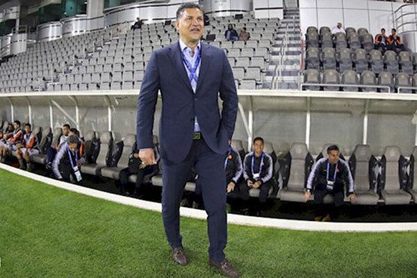 واکنش علی دایی به صعود پرسپولیس به فینال لیگ قهرمانان آسیا