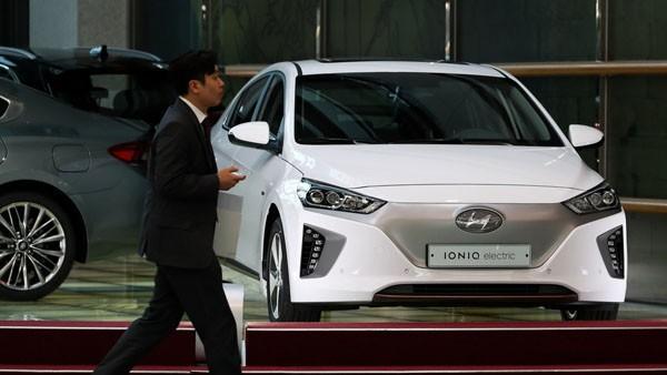 صادرات 9.3 میلیارد دلاری خودرو کره جنوبی در 3 ماه