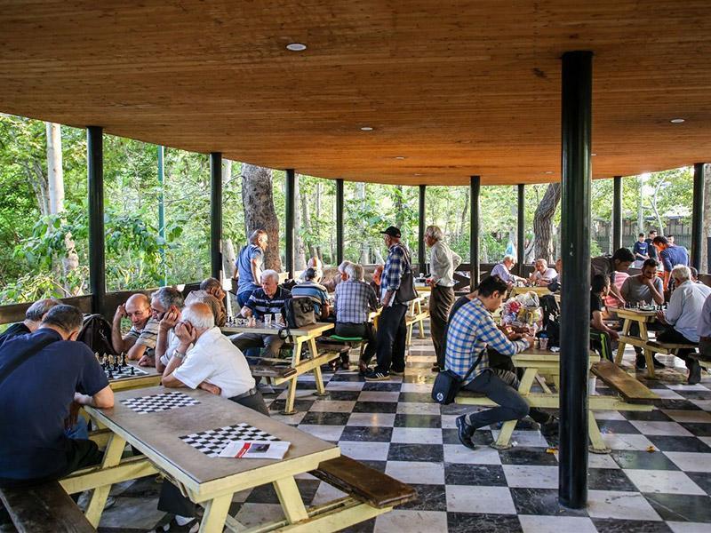 معرفی پارک شطرنج تهران