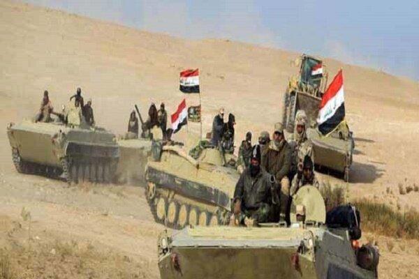 نیروهای عراقی 4 عنصر تکفیری داعش را در سامراء بازداشت کردند