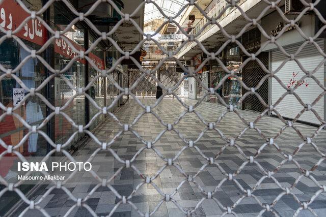 ممنوعیت فعالیت اصناف در شهرستان زنجان
