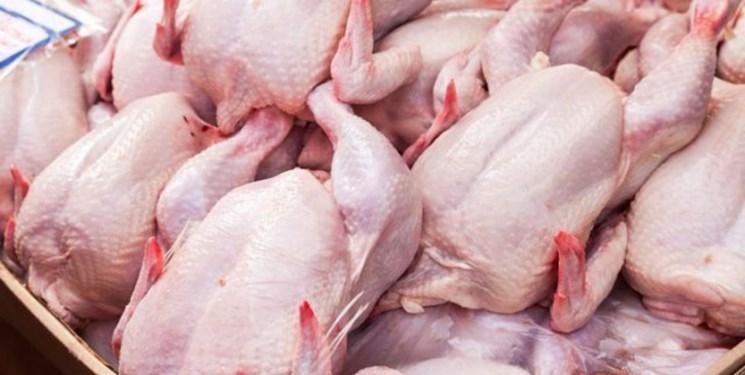 لزوم عرضه مرغ در فروشگاه های منتخب علاوه بر میادین میوه و تره بار