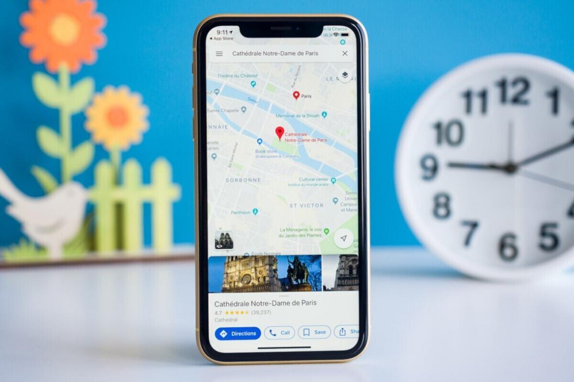 قابلیت های ویژگی جدید برنامه Google Maps