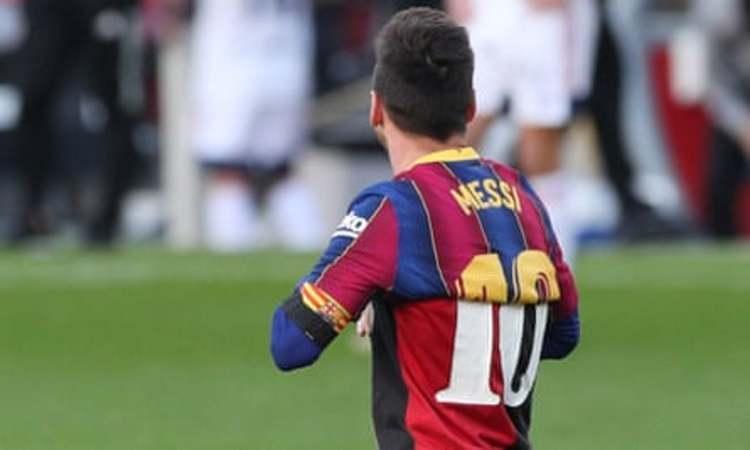 یاری غیرمستقیم مسی به باشگاه آرژانتینی
