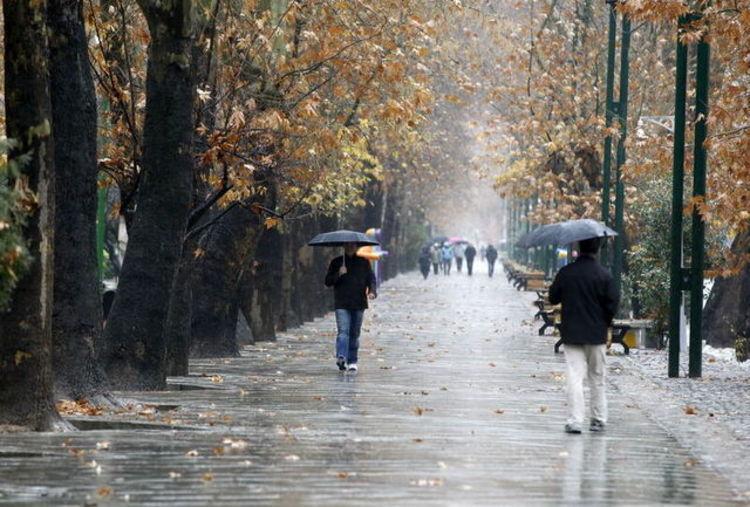 هواشناسی؛ بارش برف و باران 5 روزه در 18 استان