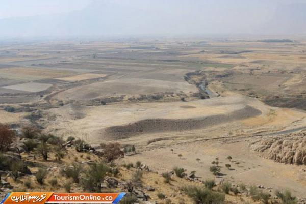 فرضیه سکونت در شمال تخت جمشید، تل جلوگیر مرودشت احتمالا یک قلعه هخامنشی بوده است