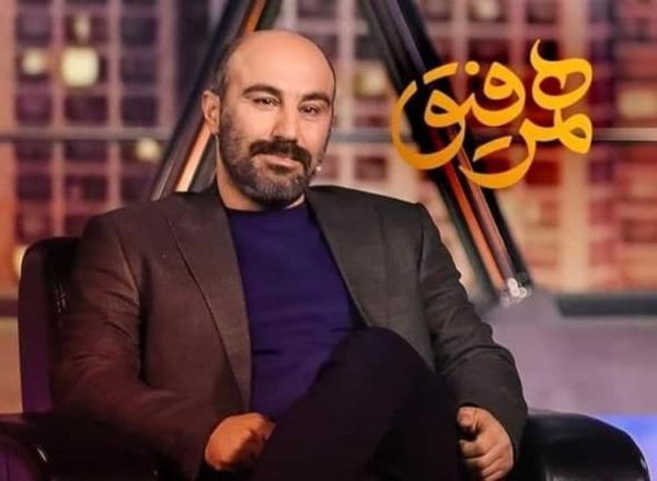 محسن تنابنده، مهمان شهاب حسینی در همرفیق