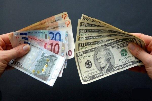 جزئیات قیمت رسمی انواع ارز، نرخ 24 ارز کاهش یافت