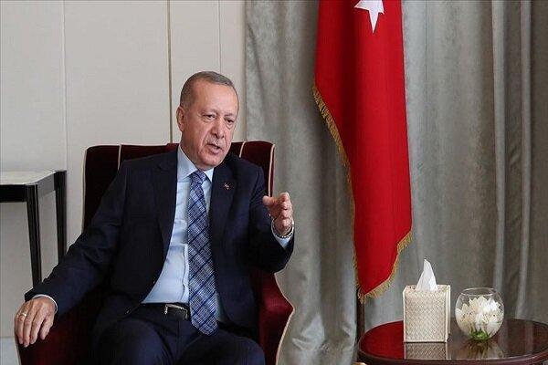 اردوغان آمریکا را به حمایت از قاتلان شهروندان کشورش متهم کرد