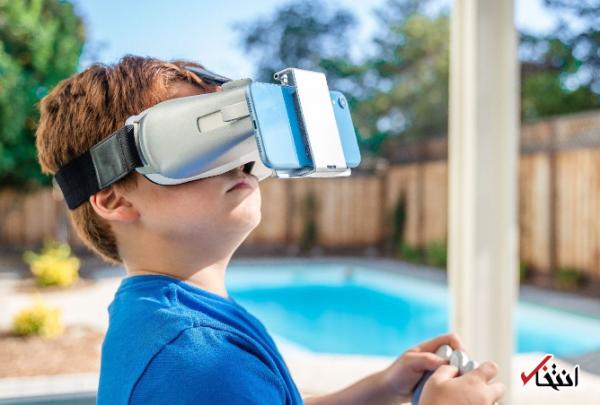 بینایی سنجی هوشمند در خانه