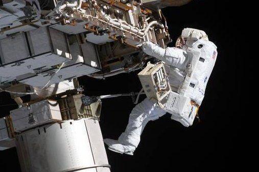 2 فضانورد ناسا امروز به پیاده روی فضایی می فرایند