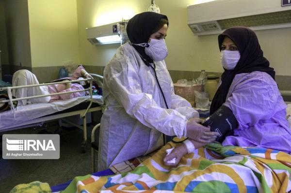 خبرنگاران روزانه 25 بیمار کرونایی در بیمارستان سینا کارون بستری می شوند