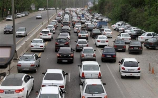 کاهش بیش از 10 درصدی تردد در جاده های کشور