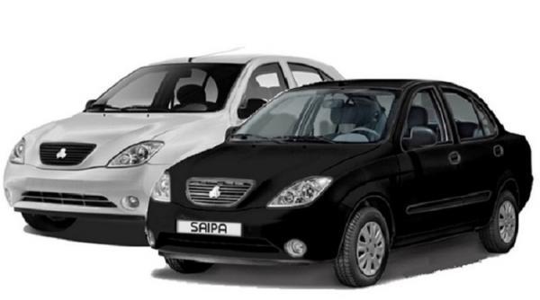 قیمت انواع خودرو های سایپا، پراید و تیبا 31 فروردین 1400