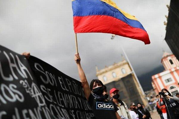 بازداشت 180 نفر از معترضین در کلمبیا