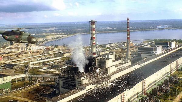 خبرنگاران واکنش های هسته ای در نیروگاه چرنوبیل ازسر گرفته شد