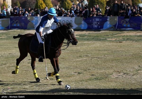 قهرمانی تیم کانون چوگان البرز در رقابت های جام بهران
